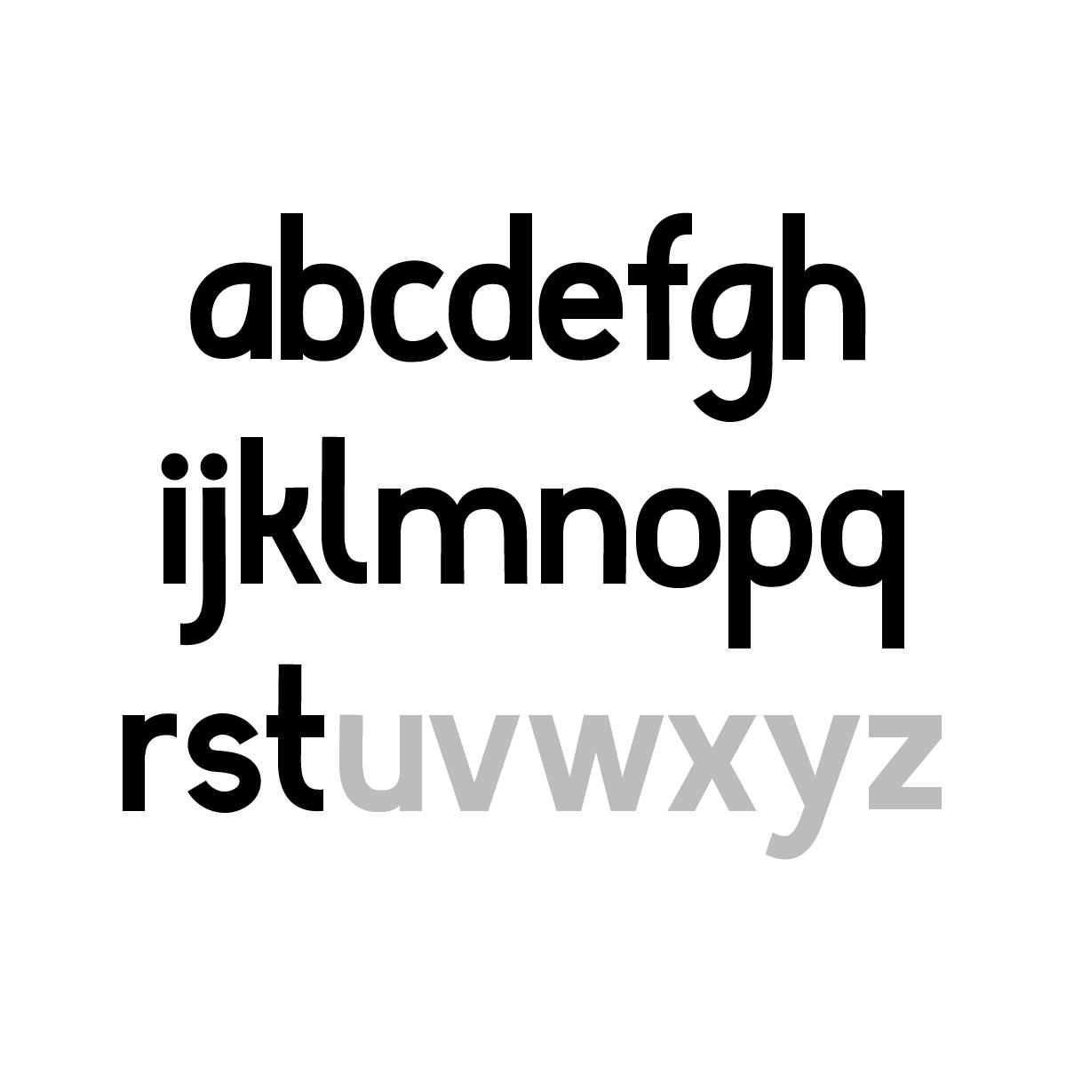Glyphs for Mac