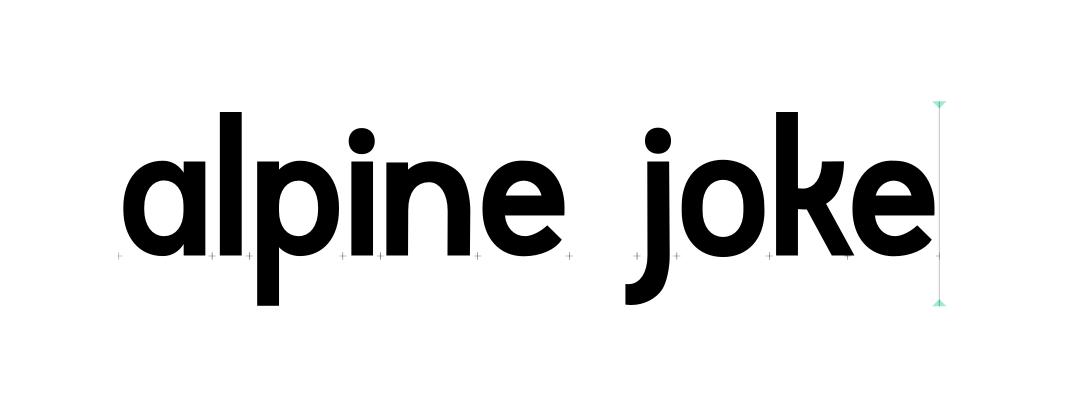 """""""Alpine joke"""""""